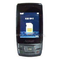 易购物商城 - WWW.E95.CN 三星双GSM双待手机D888(蓝银色) 缺货  ※编辑点评※三星D888除了拥有双卡双待功能之外,还搭配了一颗像素为300万支持自动对焦的摄像头以及支持手写键盘的双输入等新卖点。D888还有着不俗的外观设计以及三星强大的品牌号召力,这一切一切都使得D888……