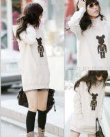易购物商城 - WWW.E95.CN 套头棉外套 W7074(本白) 缺货 布料/材质:抓绒卫衣棉 肩宽:36CM,胸围94CM,衣长68CM,袖长54CM棕色和灰色是加厚版的,白色和黑色是普通版。……