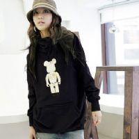 易购物商城 - WWW.E95.CN 套头棉外套 W7074(黑色) 缺货 布料/材质:抓绒卫衣棉 肩宽:36CM,胸围94CM,衣长68CM,袖长54CM棕色和灰色是加厚版的,白色和黑色是普通版。……